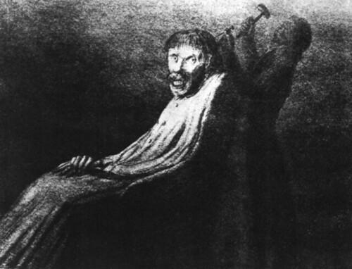 Locura, por Alfred Kubin