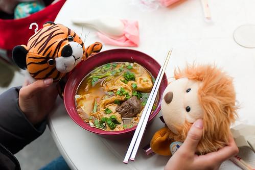 Tofu chafing dish