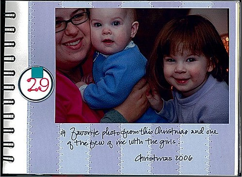 Journal Your Christmas - Day 29