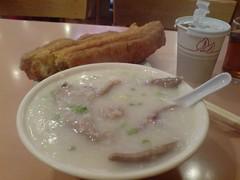 Pork Porridge
