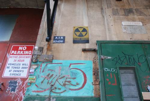 South Williamsburg Fallout Shelter