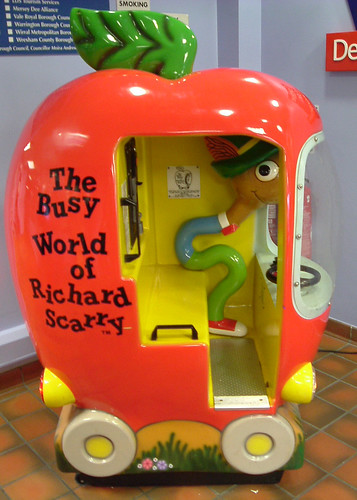 Richard Scarry ride