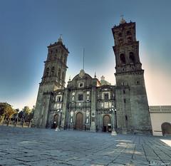 Downtown Early Morning - Catedral (Yetto) Tags: urban art mxico mexico arte photos urbano fotografia mexicano fotografa yetto