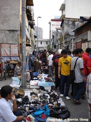 Alley-market