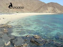 Luv Khorfakkan (MaFgo0oD) Tags: beach sandy khorfakkan