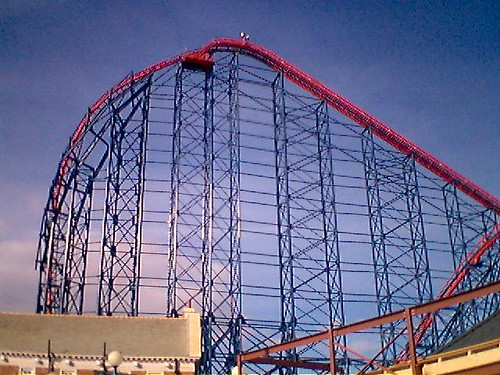 Blackpool Pleasure Beach. 525 Ocean Boulevard, Promenade, Blackpool FY4 1EZ