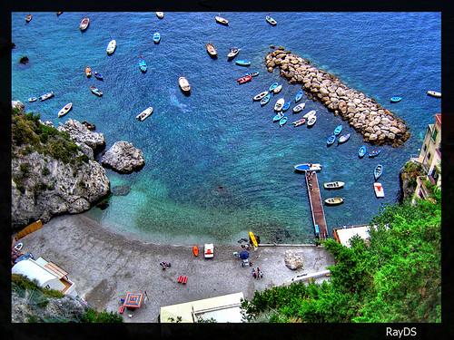 Amalfi Coast Italy. Amalfi - Coast - Italy