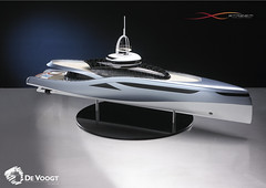 X-stream (Luc Vermeijden) Tags: glass boat technology yacht super future concept hightech motoryacht stylish superstructure xbow xstream feadship devoogt doublecurved
