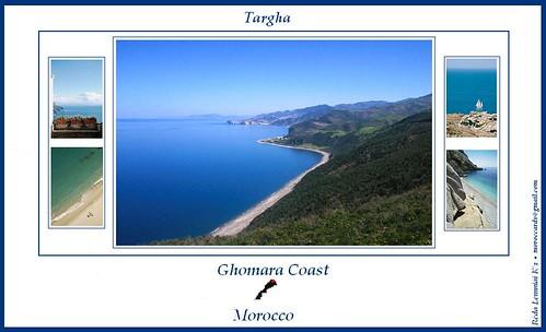 La Côte des Ghomara : Nord du Maroc.