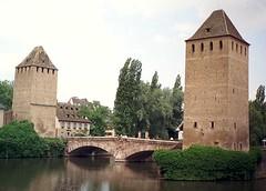 Archives - Alsace 2001 - Strasbourg - by Martin Ujlaki