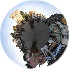 Planet Angel Hill (Andrew Stawarz) Tags: panorama photoshop nikon published d70s 360 burystedmunds angelhill stereographicprojection 1870mmf3545gedifafsdxnikkor polarpanoramaeffect
