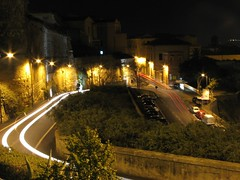 LoooowLight (Stranju) Tags: sardegna longexposure canon europe italia sardinia luci notturna nocturne notte cagliari 15sec scie stranju withcanonican sfidephotoamatori