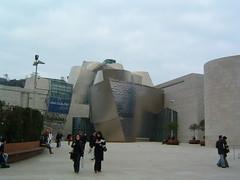 Guggenheim Museum Bilbao (Chris Bertram) Tags: spain bilbao guggenheim frankgehry