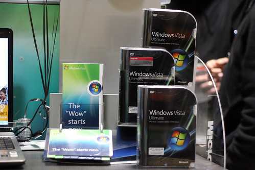 Exposicion de Windows Vista Ultimate