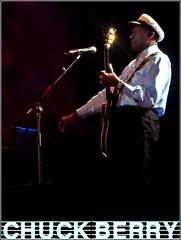 Chuck Berry, una leyenda (disgustipado) Tags: rock bec bizkaia barakaldo chuckberry 80añazosytodavíarockeando