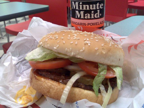 Spicy Whopper