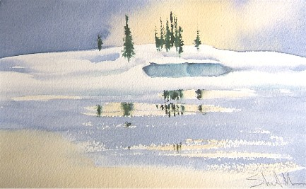 snow bank 3