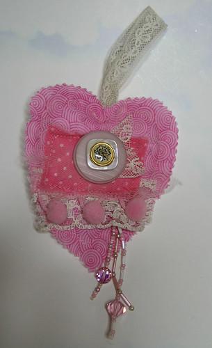 Fabric Valentine