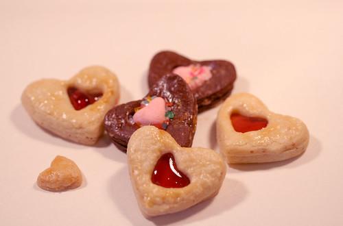 クッキー│食べ物│無料写真素材