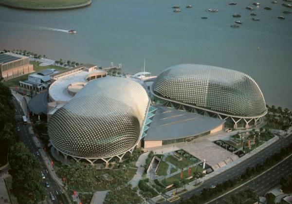 palacio congresos singapur