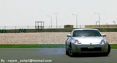Qatari Drift! (!  ) Tags: doha qatar drift sohail    losail najem quatar  lusail