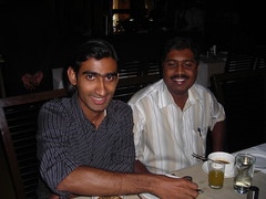 Manil and Vishwa (aanjhan) Tags: rbin