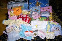 nyicil perlengkapan bayi