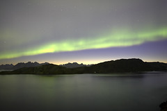 Northern Lights (Aurora Borealis) - East Greenland (nick_russill) Tags: lights aurora greenland northern northernlights borealis kulusuk tasiilaq