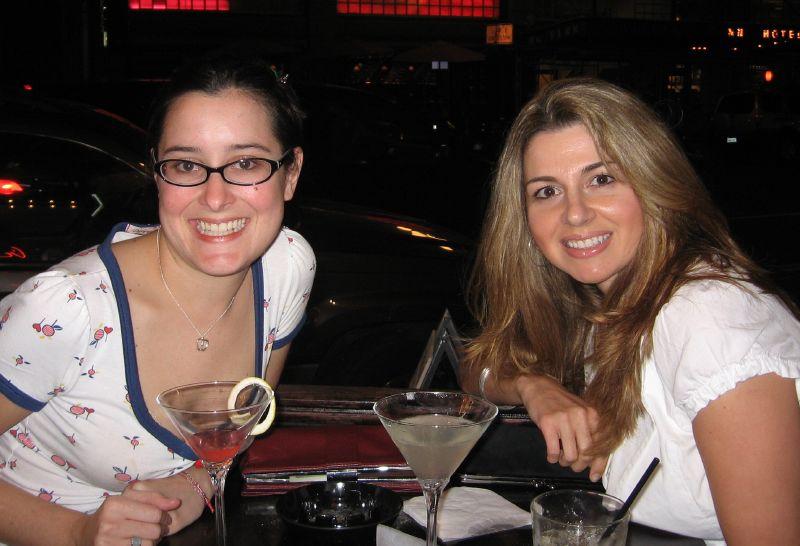 Marcia and Lena
