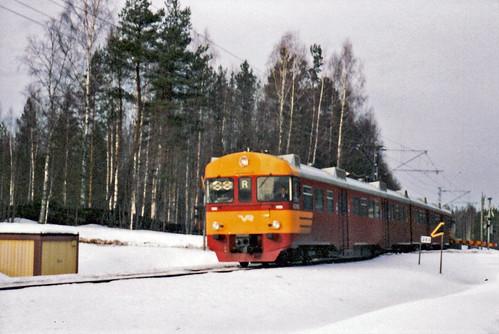 SC28. Lähijuna Tokerossa