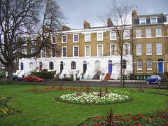 Addington Square, February