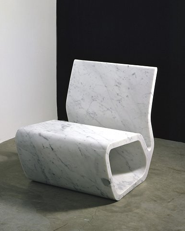 MARK NEWSON extruded chair