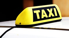 Taxi by Leonid Mamchenkov, on Flickr