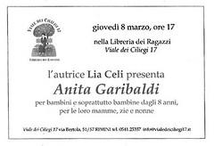 Anita, otto marzo