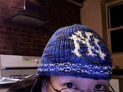 Yankees hat for my nephew