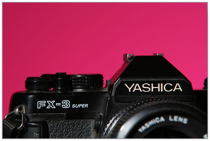 Yashica FX3 Porn