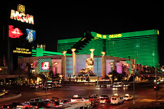 MGM Grand – The City of Entertainment - by James Marvin Phelps (mandj98)