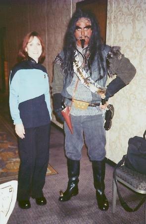 Klingon Crusher