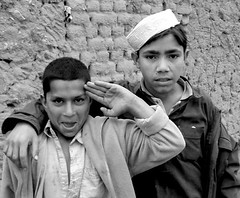 The Plight of Afghan Refugees (Shadan Khattak) Tags: pakistan refugees peshawar nwfp afghangirl afghankid