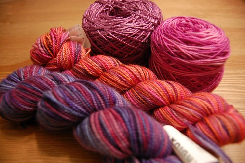New Yarn.