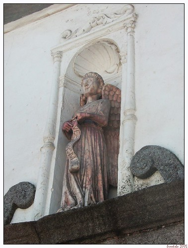 angel in Evora