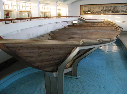 Ship Museum - Quanzhou, China