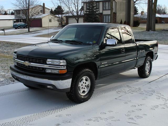 2002 chevy silverado z71