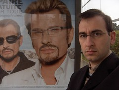 Johnny Hallyday or else (Guillaume Cingal) Tags: selfportrait glasses tours lunettes coma starsystem johnnyhallyday tanneurs hernie hallyday optic2000 cingal ilsedonneenspectacle onpage333onaugust312008 onpage333 enpage333 delajoux