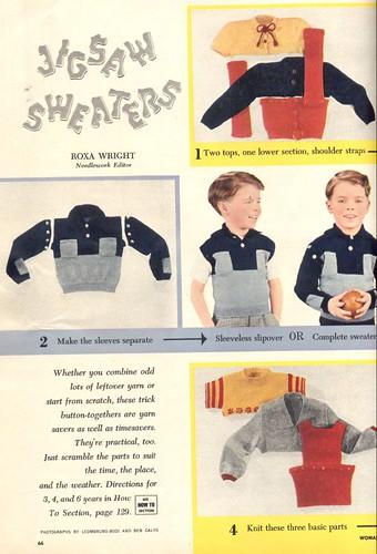 Jigsaw Sweaters