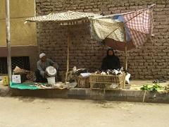 Street scene in Luxor