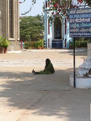 Catedral católica en Mysore