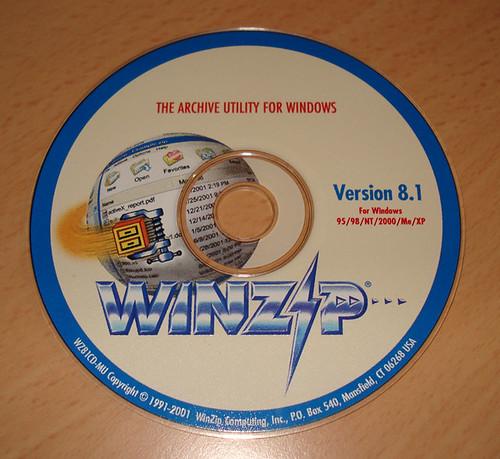 CD Winzip