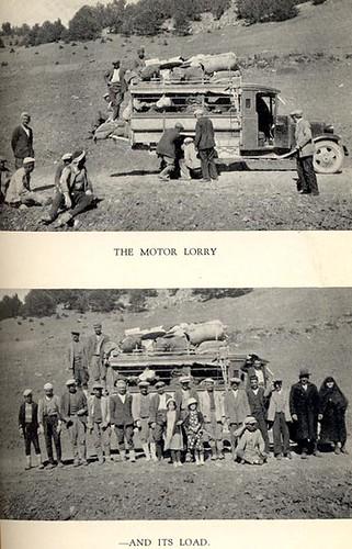 lorry&passengers
