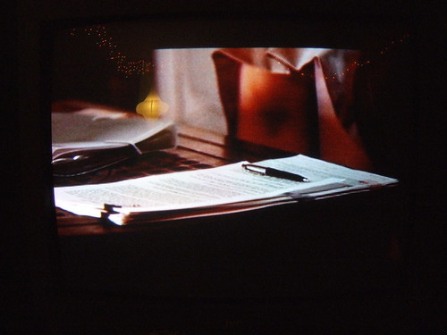 Parker Jotter on the Sopranos